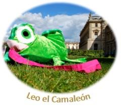 Leo el camaleón